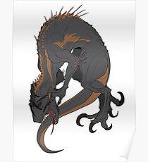 Indoraptor Poster