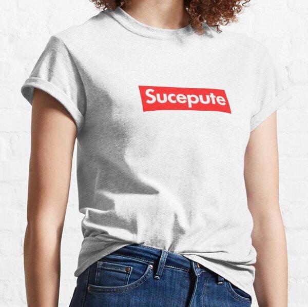 Classic Sucepute T-shirt classique