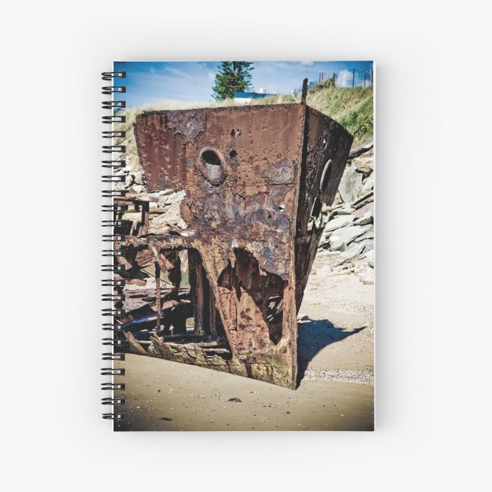 HMQS Gayundah Spiral Notebook