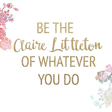 Be the Claire Littleton of Whatever You Do by timelessdreams
