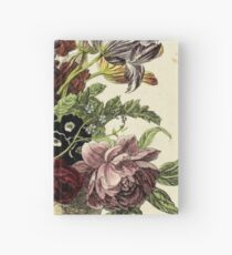 Nederlandsch bloemwerk (Dutch Flower Arrangements) from 1794 Hardcover Journal