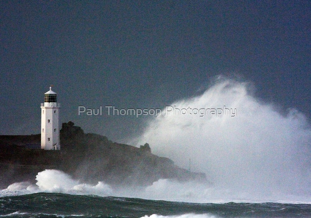 Godrevy Lighthouse 3 by Paul Thompson Photography