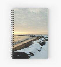 Breakwater Spiral Notebook