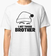 Camiseta clásica ¡Golpe a aquellos, hermano! Camisa Daequan Loco