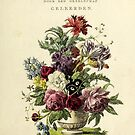 Nederlandsch bloemwerk (Dutch Flower Arrangements) from 1794 by Douglas E.  Welch