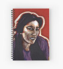 The Courage of Benazir Bhutto Spiral Notebook