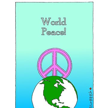 Eliot Raffit - World Peace by EliotRaffit