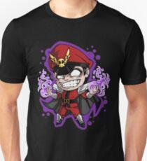 Street Fighter Chibi M.Bison Unisex T-Shirt