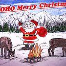 Merry Christmas by Monica Engeler