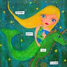 Dream With the Fishes by Katherine McCullen