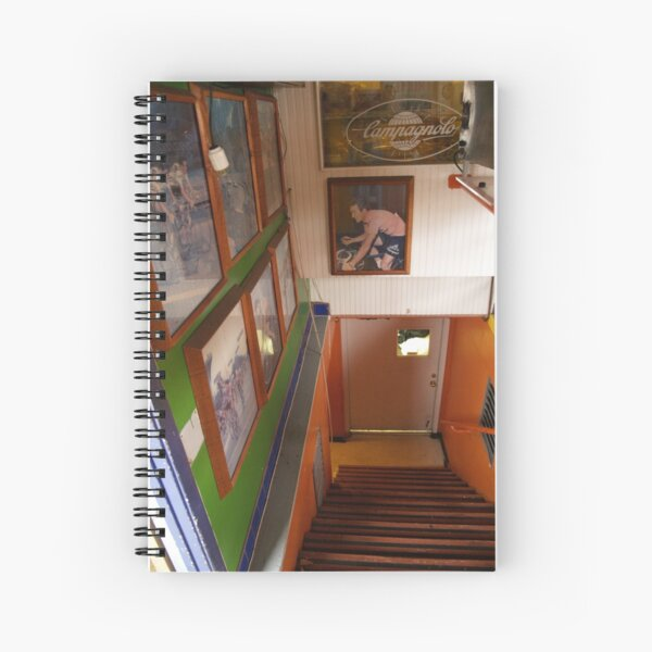 DGN - The Other Stairs Spiral Notebook