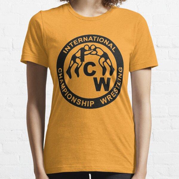 ICW: International Championship Wrestling Essential T-Shirt