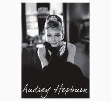 Audrey Hepburn (signed) | Unisex T-Shirt