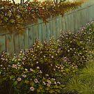 bushes near the fence by edisandu