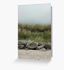 Beach, Ring of Kerry, Ireland Greeting Card