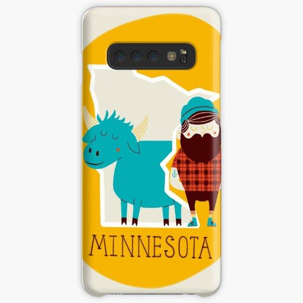 Minnesota Samsung Galaxy Snap Case