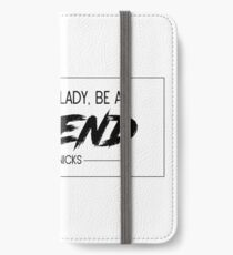 Vinilo o funda para iPhone Lady Legend