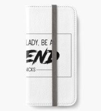 Lady Legend iPhone Wallet/Case/Skin