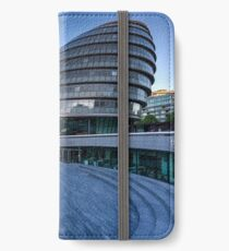 London City Hall iPhone Wallet/Case/Skin