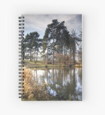 Southdown Ponds....Another Angle Spiral Notebook