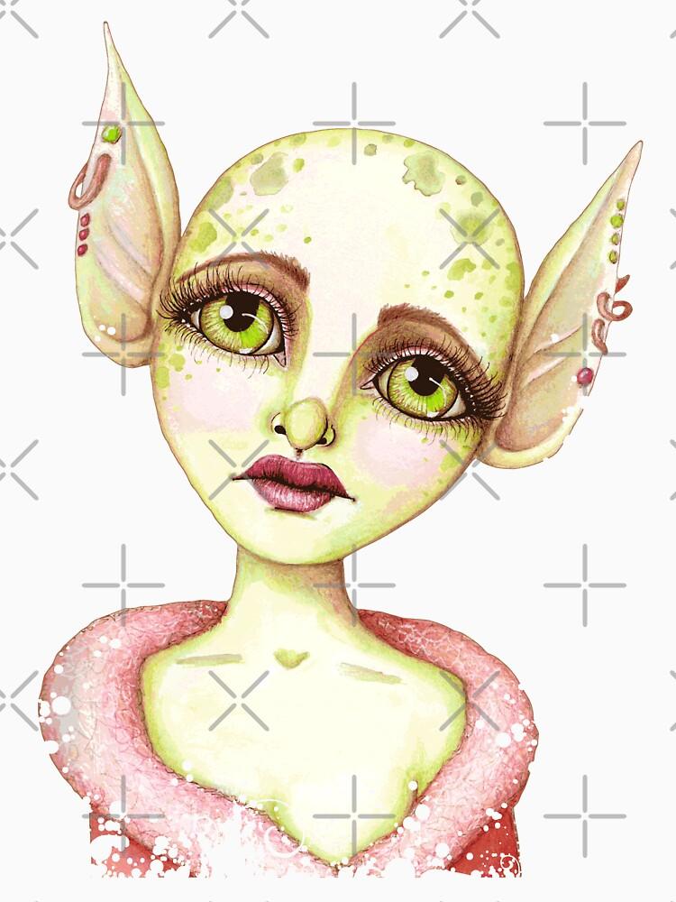 Goblin Girl Wishes by LittleMissTyne