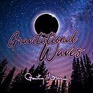 Gravitational Waves Album Artwork by gravitymission