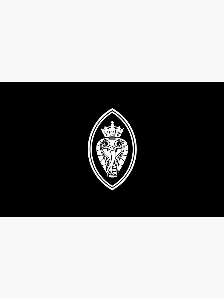 Apep Oasis Lamen - weißes Logo von ApepMelb