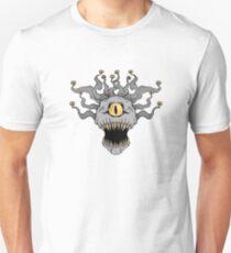 Scary Beholder design for RPG Fans Unisex T-Shirt