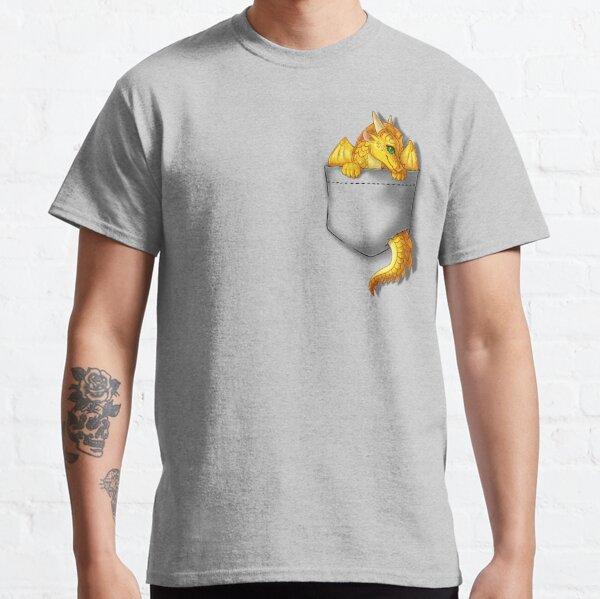 handgezeichnete Kunstwerke von Biohazardia - Funktioniert mit jeder Farbe außer Jet Black  Wings of Fire gehört Tui T Sutherland! Kunst gehört und wird von mir selbst geschaffen. Classic T-Shirt