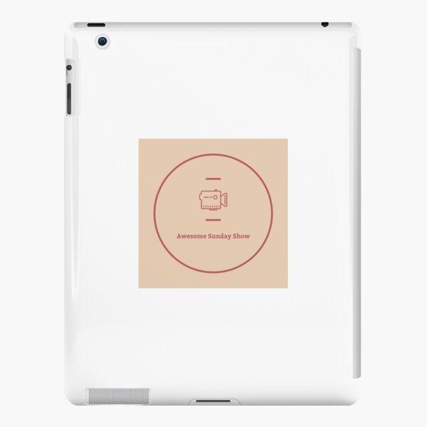 minimalist iPad Snap Case