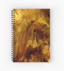 Formations at Tantanoola Cave Spiral Notebook