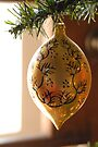 Golden Ornament by Colleen Drew