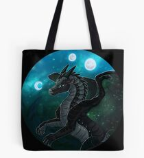 Wings of Fire - Mondbeobachter Tote Bag