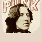 Oscar Wilde Punk by LittleRedChucks