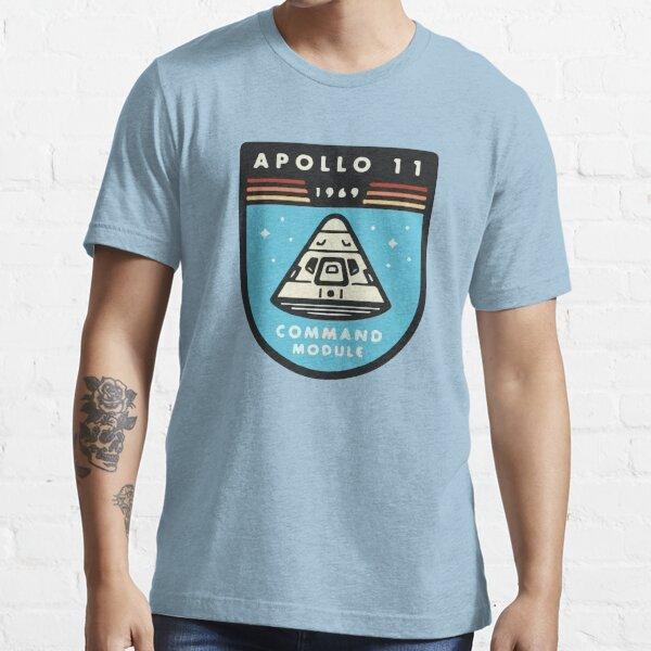 Apollo 11 Space Design Essential T-Shirt