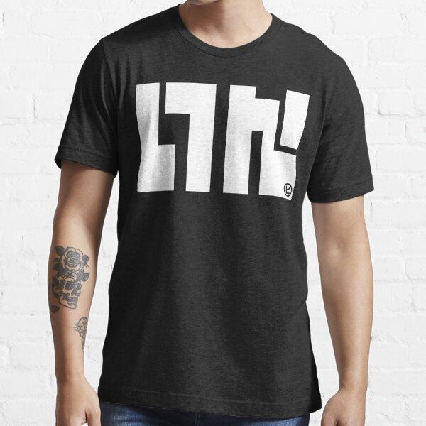 SquidForce Black Tee T-shirt essentiel