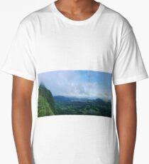 Pali Notches Long T-Shirt