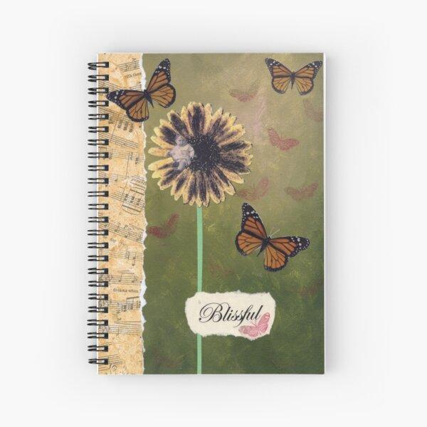 Blissful Spiral Notebook