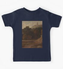 an awesome India landscape Kids Tee