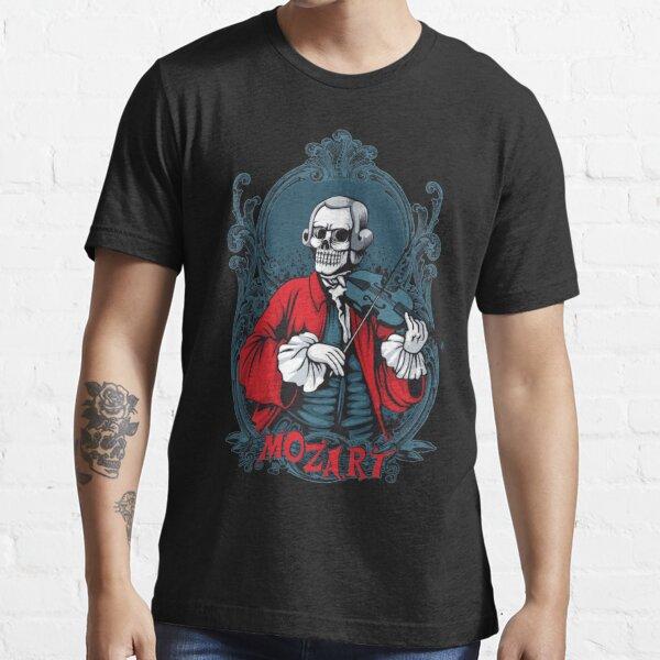 SKULL MOZART Essential T-Shirt
