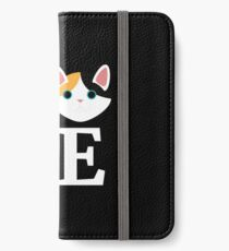 I Love My Japanese Bobtail Cat T-Shirt Cat Lover Gift Tee iPhone Wallet/Case/Skin