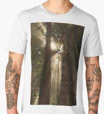 Beautiful Fog  Men's Premium T-Shirt