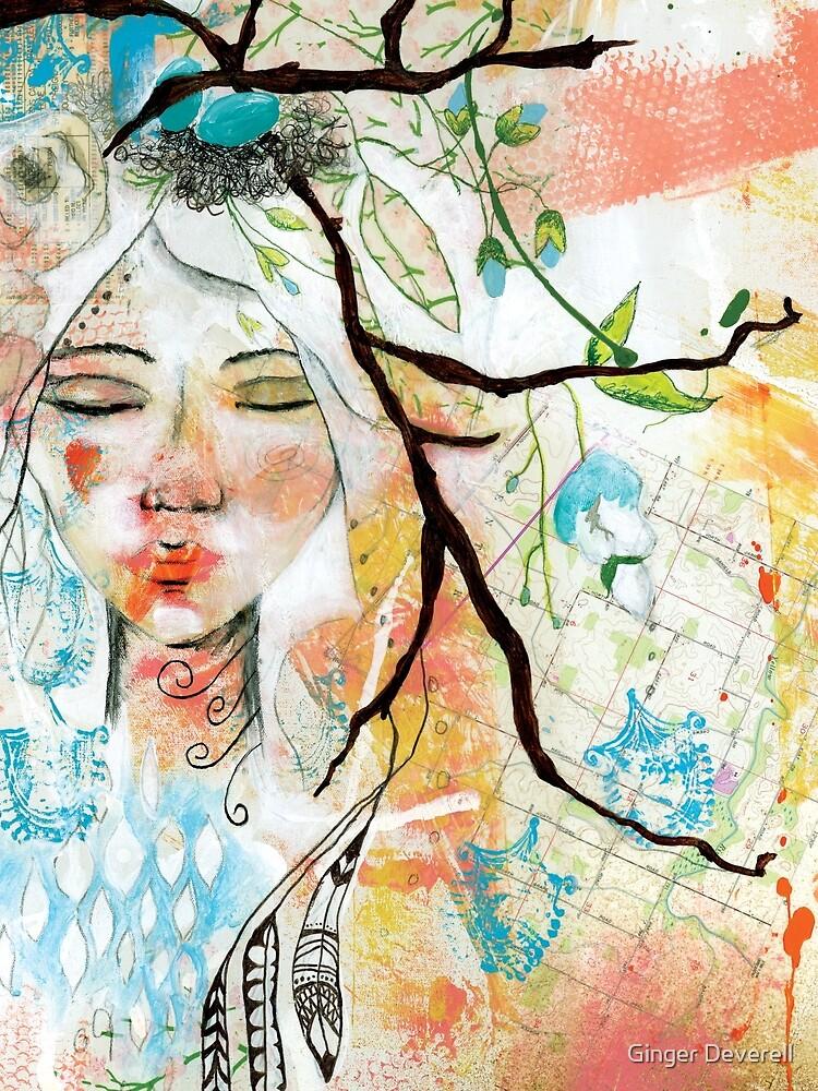 Wild Woman Seeker by gingerdeverell