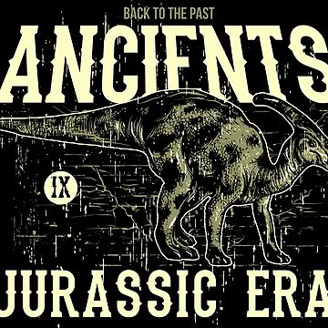 Back To The Past  Ancients Jurassic Era IX by flipper42