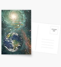 Our Earth Postcards
