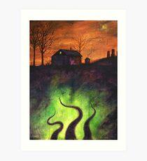 The Dunwich Horror Art Print