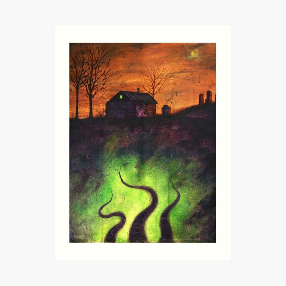The Dunwich Horror Kunstdruck