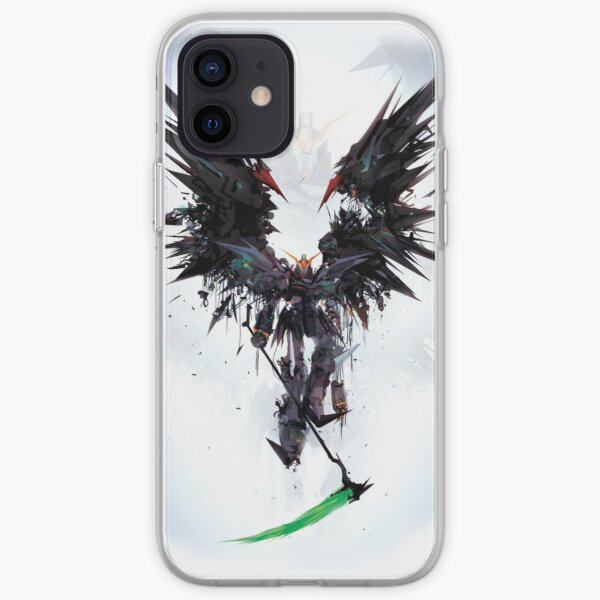 Mobile Wings Suit iPhone Soft Case