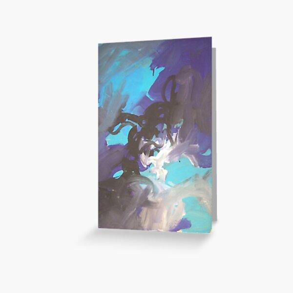 messpainting 33-06 Greeting Card