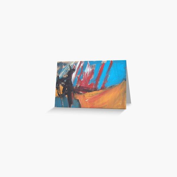 messpainting 35-06 Greeting Card